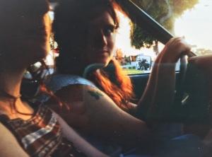 sarah and me