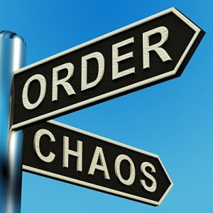 Corner of Order and Chaos