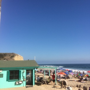 Crystal Cove shack