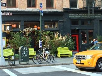 Tribeca Hudson St.