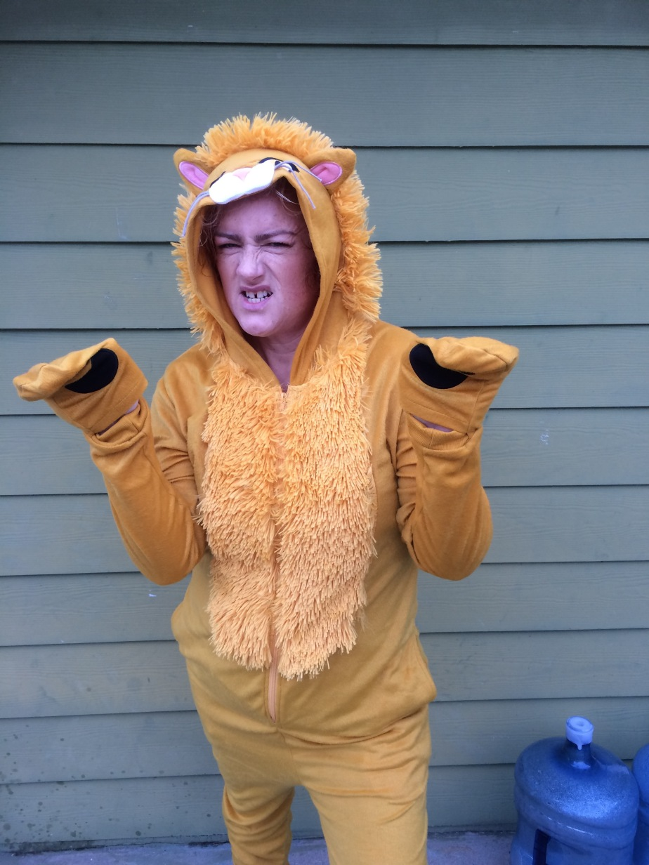 I Am Lion, Hear Me Roar