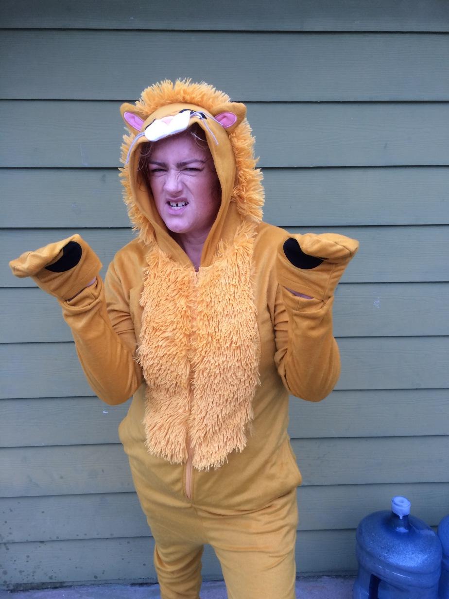 I Am Lion, Hear MeRoar